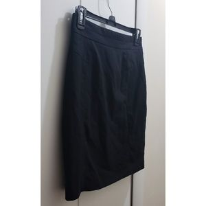 H&M Little Black Pencil Skirt